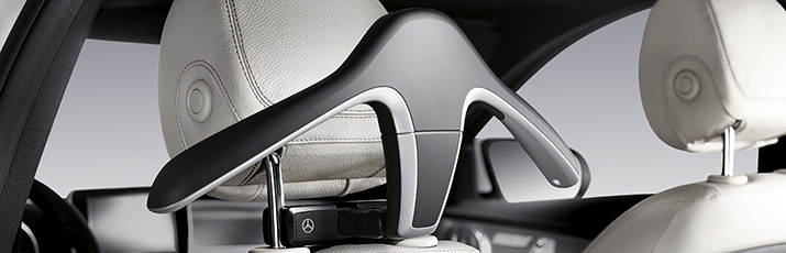Carefree travel with Mercedes-Benz Style & Travel Equipment.